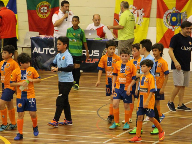 Viseu2001 Futsal Formação