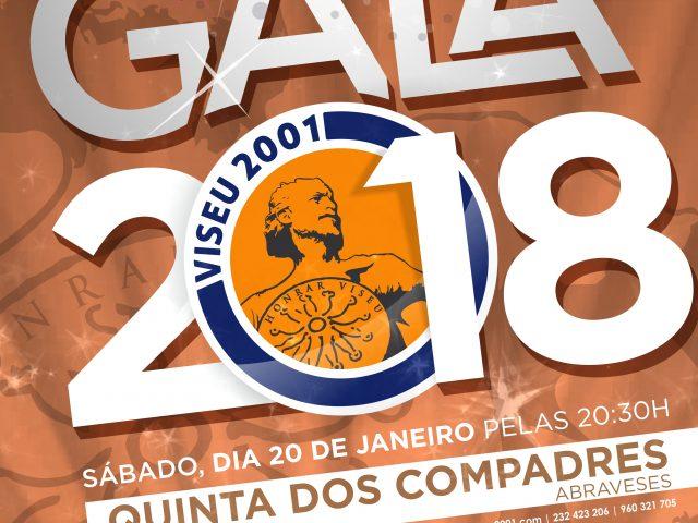 Gala Viseu 2001